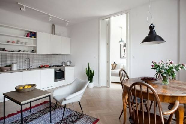 Appartement Minimaliste Varsovie Par Studio