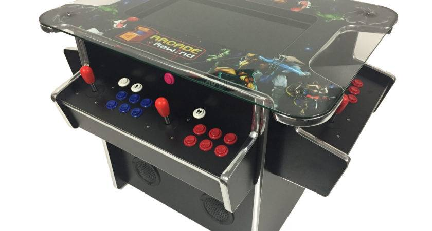 Arcade Tables Tabletop Machines Games