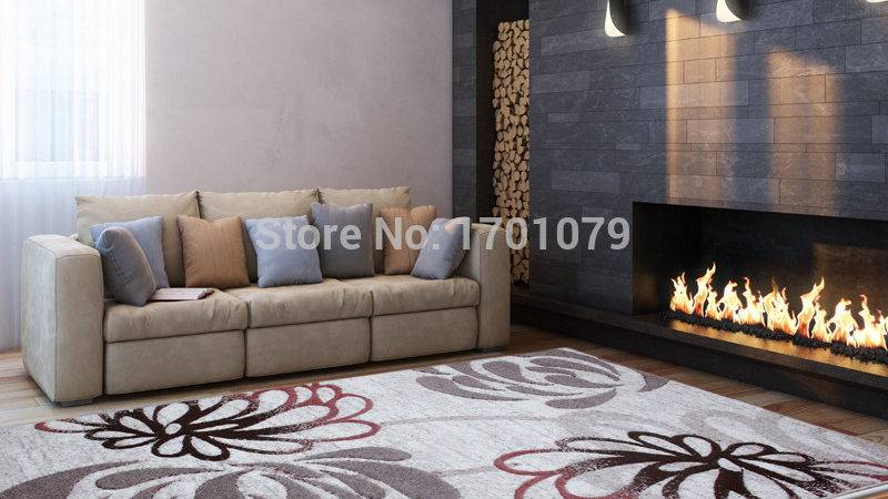 Area Rugs Carpets Living Room Modern Coffee