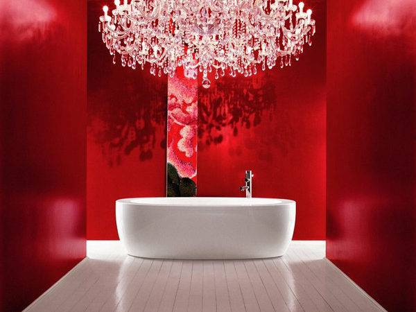 Arjun Hunurkar Red Interior Design Ideas