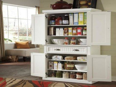 Arrangement Stand Alone Pantry Closet Roselawnlutheran