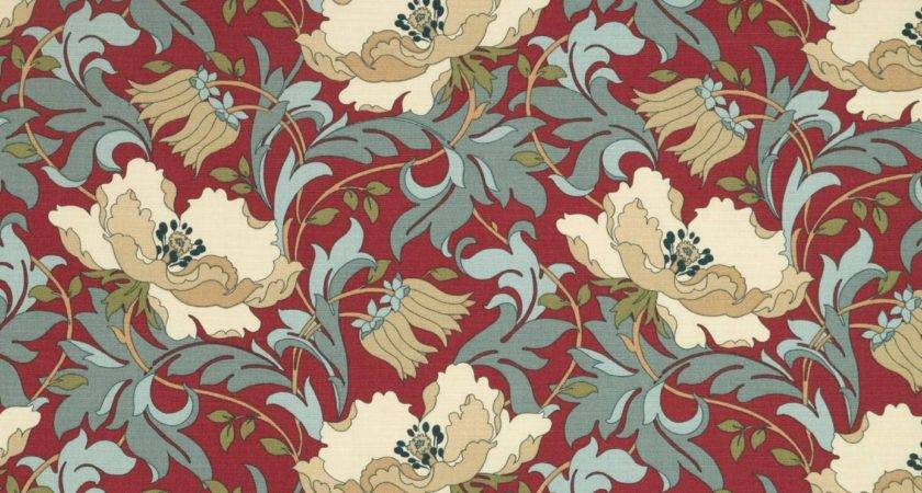 Art Deco Fabric Cherry Artdecocherry Iliv