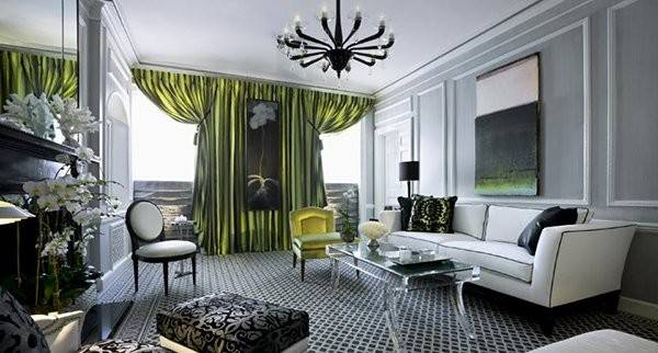 Art Deco Inspired Living Room Designs Home Design Lover