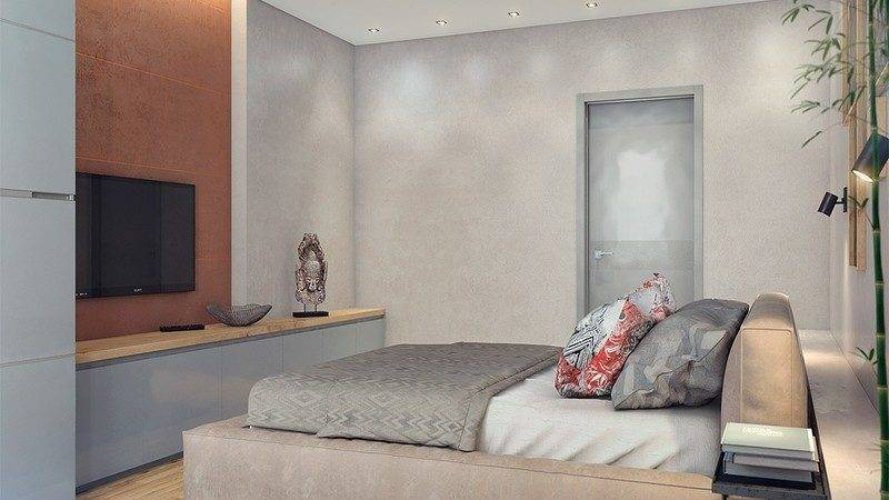 Asian Inspired Bedroom Furnitures