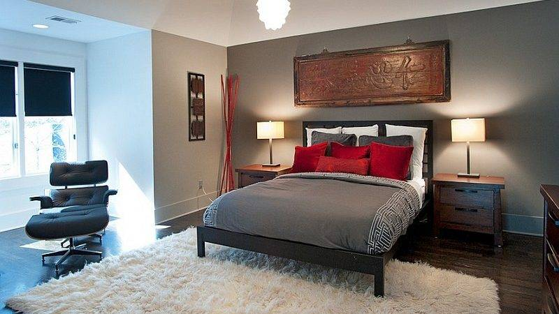 Asian Inspired Bedrooms Design Ideas