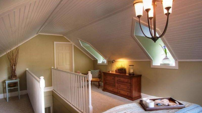 Attic Storage Ideas Completing Home Decoration
