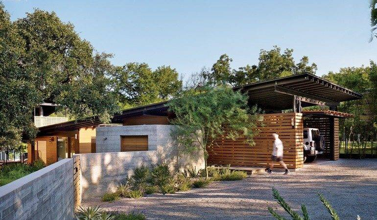 Austin City Limits Lake Flato Abode Transform Texas