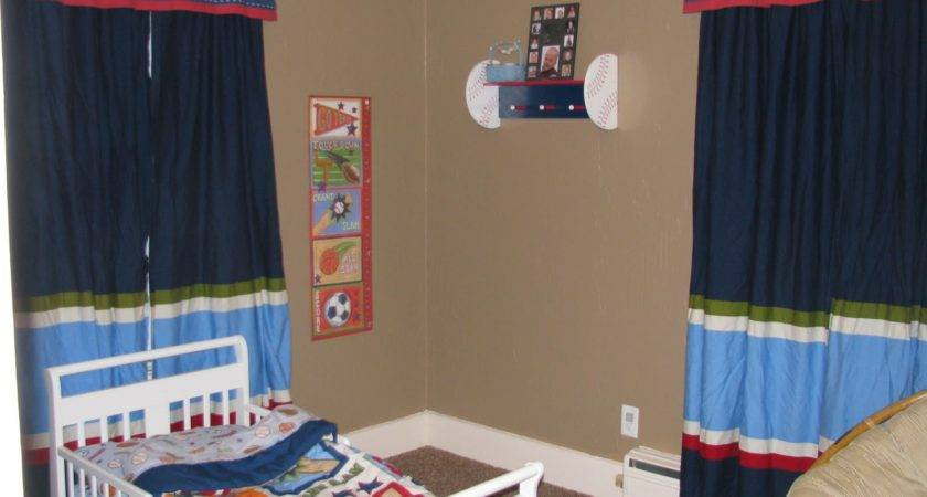 Authentically Abbie Ethan New Toddler Room