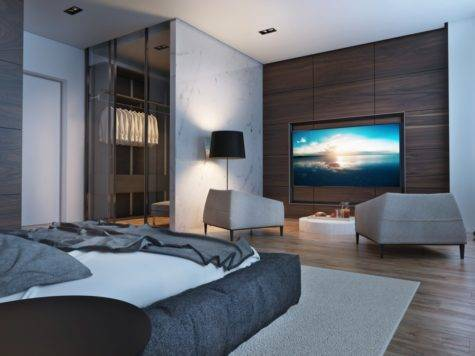 Awesome Bedroom Design Interior Ideas