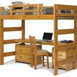 Awesome Bunk Beds Desks Perfect Kids
