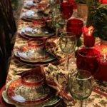 Awesome Christmas Tablescapes Decoration Ideas