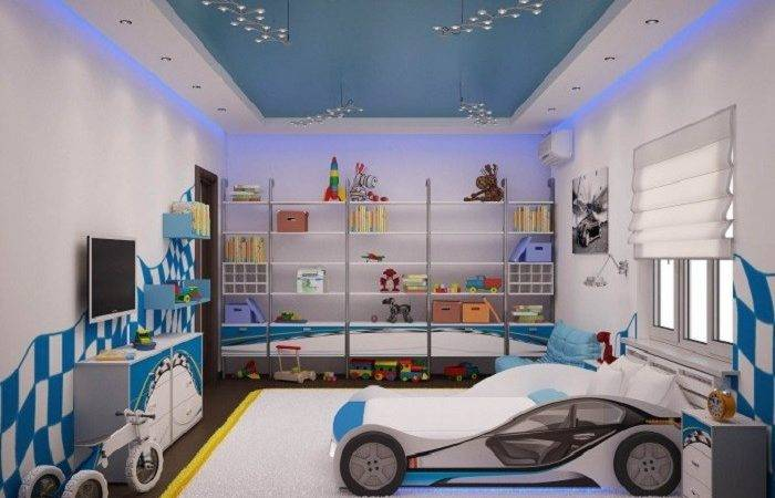 Awesome Color Patterns Kids Room Home Designing