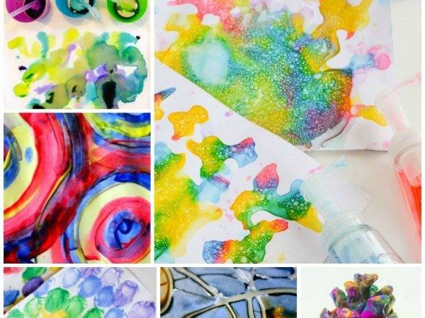 Awesome Creative Painting Ideas Preschoolers