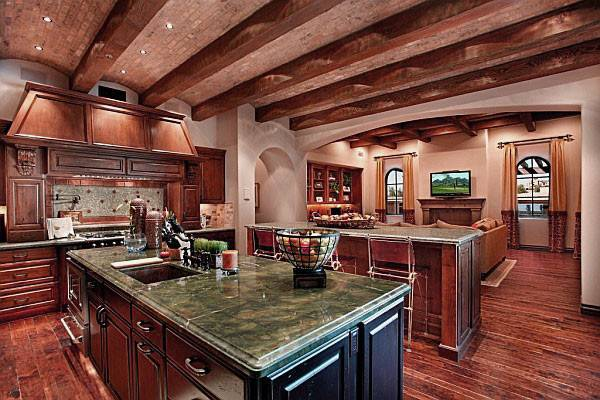 Awesome Custom Kitchen Decorating Ideas
