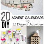 Awesome Diy Advent Calendar Ideas Days