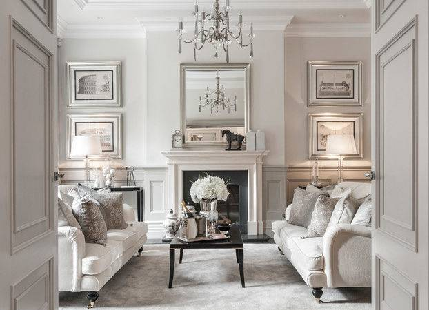 Awesome Formal Traditional Classic Living Room Ideas