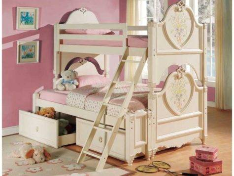 Awesome Girls Bunk Beds Decoholic