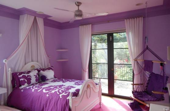 Awesome Ideas Purple Bedrooms Office Space Hotels