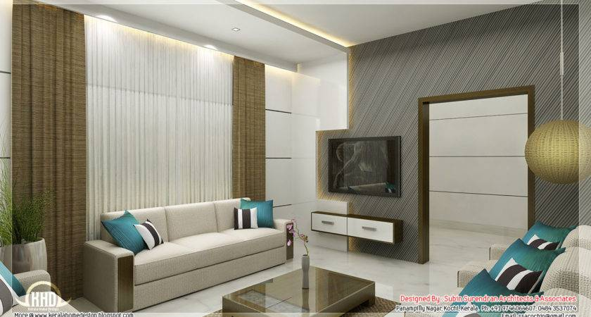 Awesome Interior Renderings House Design Plans