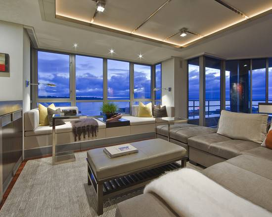 Awesome Living Room Beautiful Homes Design