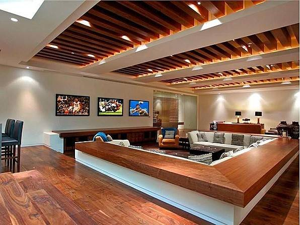 Awesome Man Caves Refined Guy