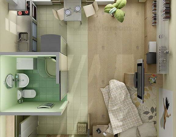 Awesome Tiny Apartments Apartment Geeks
