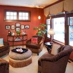 Awesome Warm Colors Living Room Doherty
