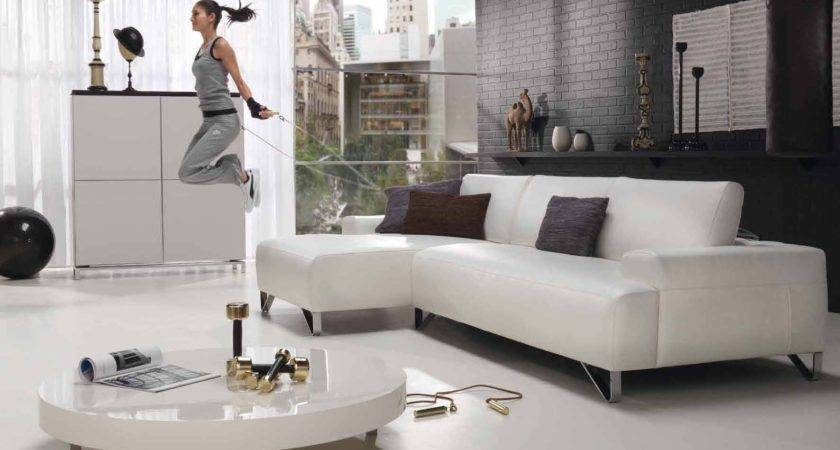 Awesome White Living Room Furniture Your Space