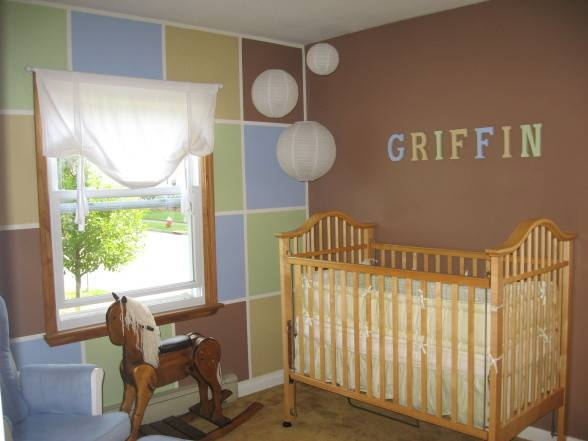 Baby Board Nursery Inspirations