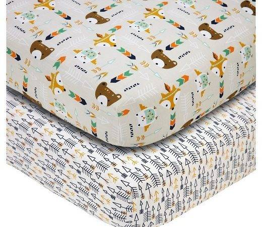 Baby Fitted Sheet Nojo Multi Colored Target
