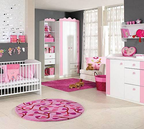 Baby Girls Room Decorating Ideas Photograph Roo