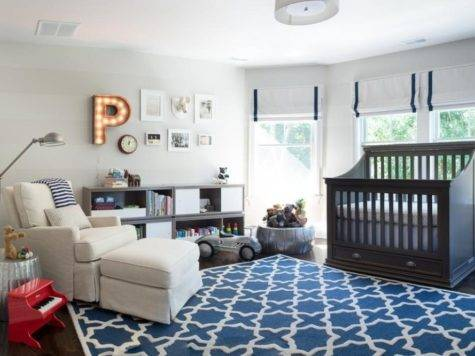 Baby Nursery Decor Charming Childrens Room Modern
