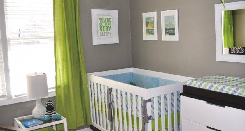 Baby Nursery Decor Nice Cream Boy Ideas