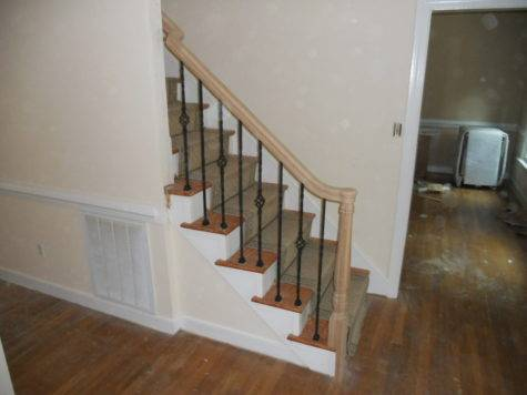 Banister Options Glass Balustrading Oak