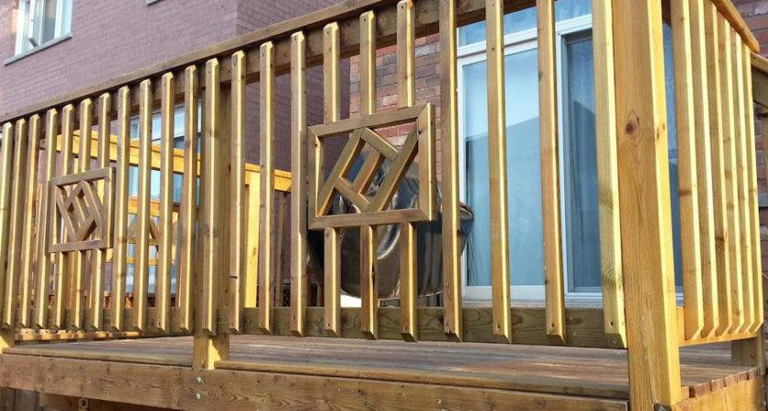 Banister Options Stair Railing Material