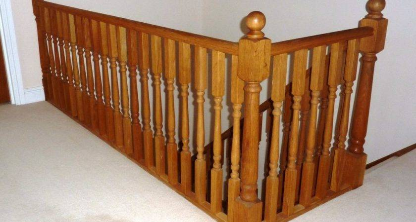 Bannister Stairs