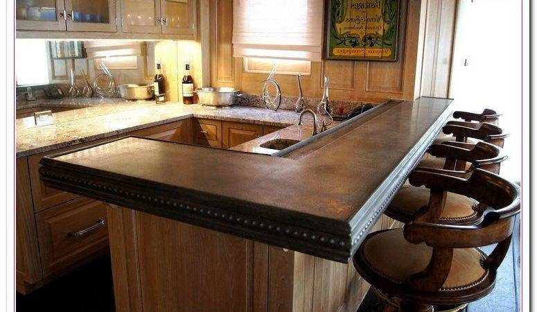 Bar Countertop Ideas Pin Pinterest Pinsdaddy