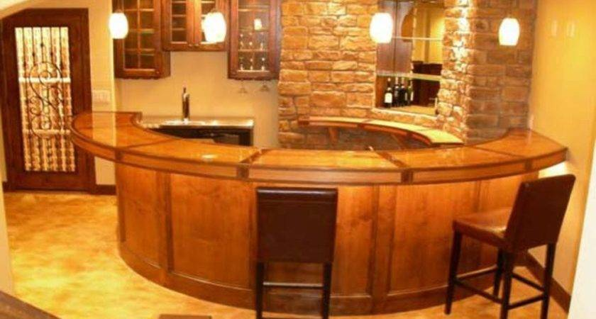 Bar Designs Small Spaces
