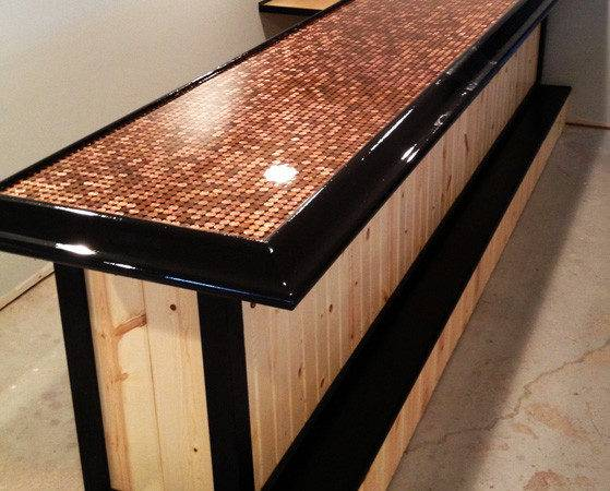 Bar Top Epoxy Commercial Grade Bartop