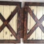 Barn Door Headboard Rustic Rusticreconstruction