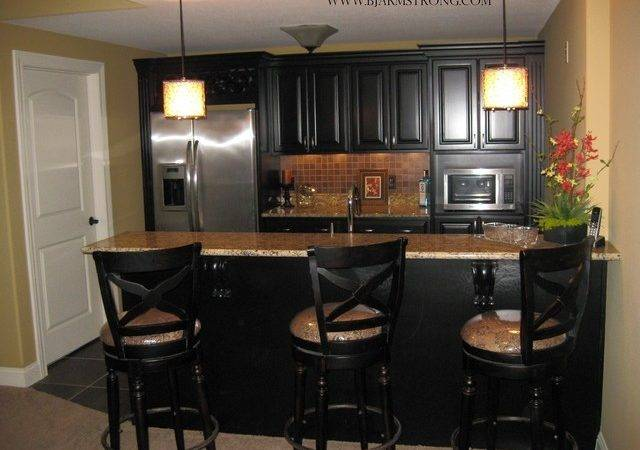 Basement Kitchen Bar Ideas Home Design Wet Small