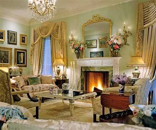 Basic Elements Georgian Style Homes Interior