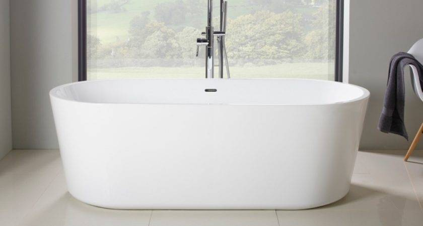 Bath Tubs Maxi Double Ended Freestanding