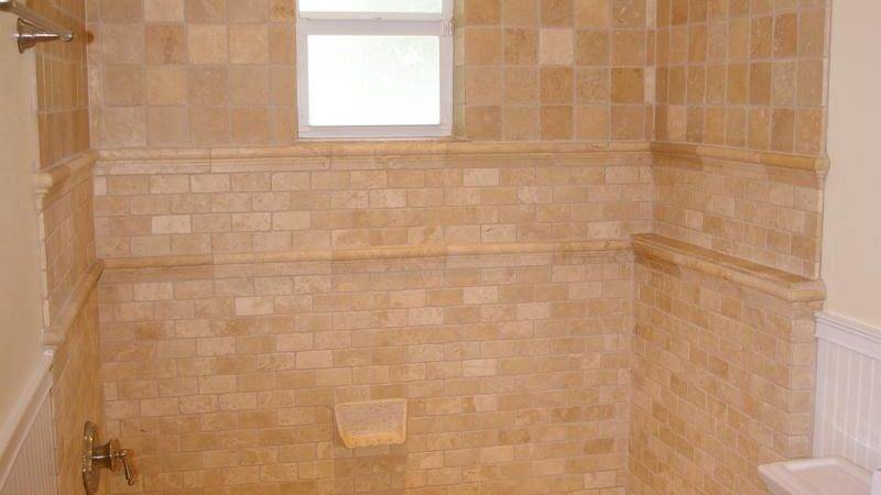 Bathroom Beautiful Beige Colored Ideas