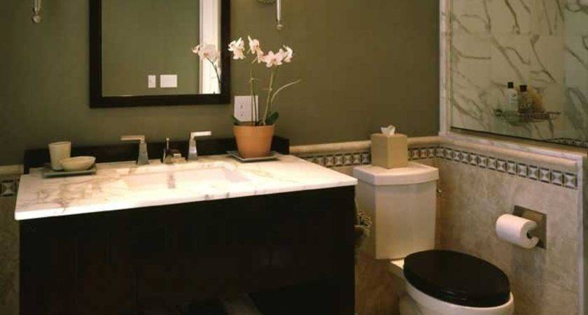Bathroom Earth Tone Color Schemes Stainless Steel