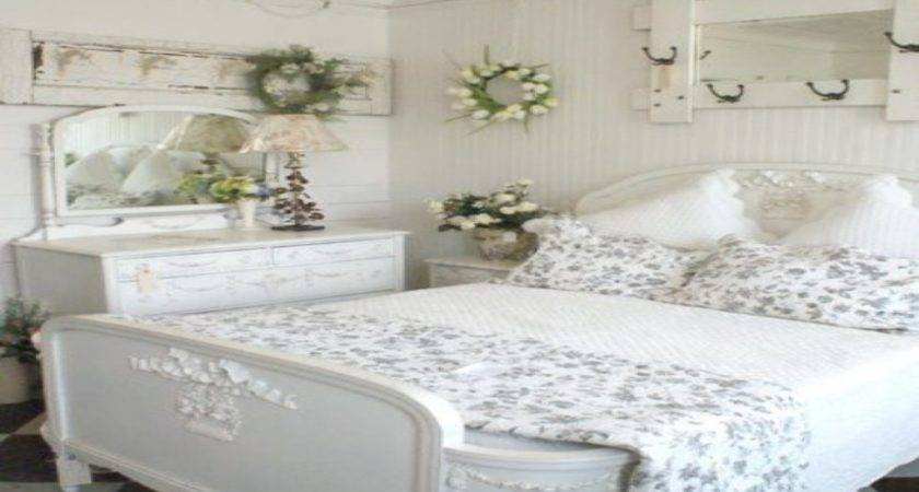 Beach House Bedroom Decor Country Shabby Chic