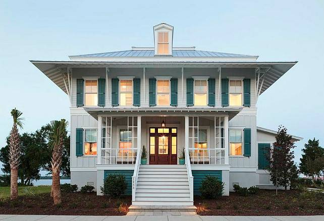 Beach House Colorful Interiors Home Bunch Interior