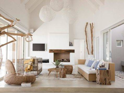 Beach House Interiors Make Splash Decor