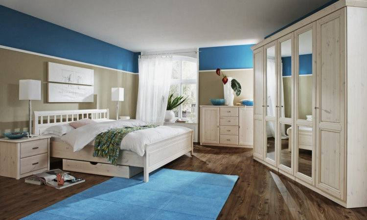 Beach Style Bedroom Furniture Ideas