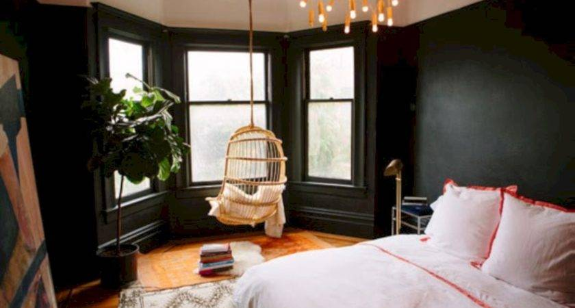 Beautiful Bedrooms Design Ideas Swing Chairs
